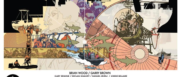 ANNOUNCE: Brian Wood @ The Beguiling April 13!
