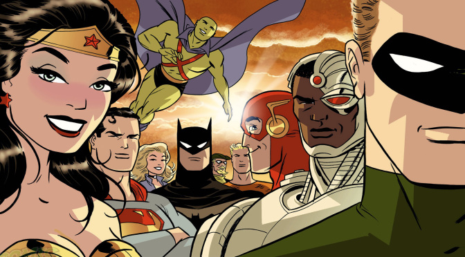 Darwyn Cooke Month @ DC! Get The Whole Set for One Low Price!
