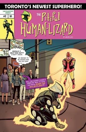 humanlizard