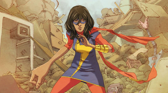 EVENT: MS. MARVEL SIGNING WITH ADRIAN ALPHONA, TAKESHI MIYAZAWA, & IAN HERRING