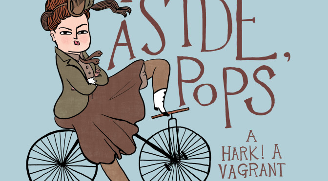 Event: Kate Beaton Launches 'Step Aside, Pops!' @ Toronto Reference Library