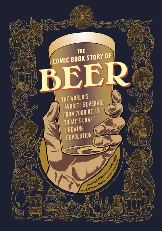 Henn_Comic-Book-Story-of-Beer