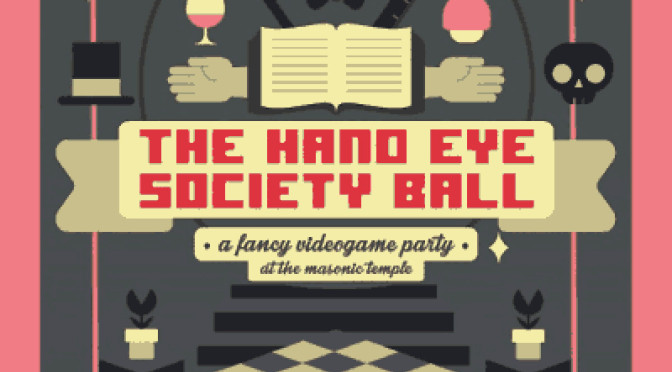 CONTEST: Win passes to the HAND EYE SOCIETY BALL!