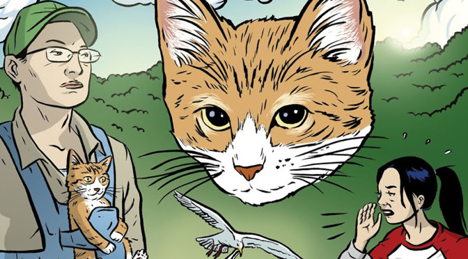 UPDATED: You Are A Kitten! Book Launch with Sherwin Tjia Nov 7