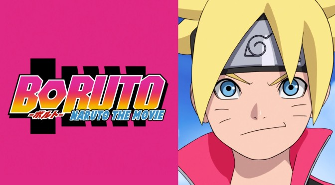 CONTEST: Win passes to see BORUTO: THE MOVIE