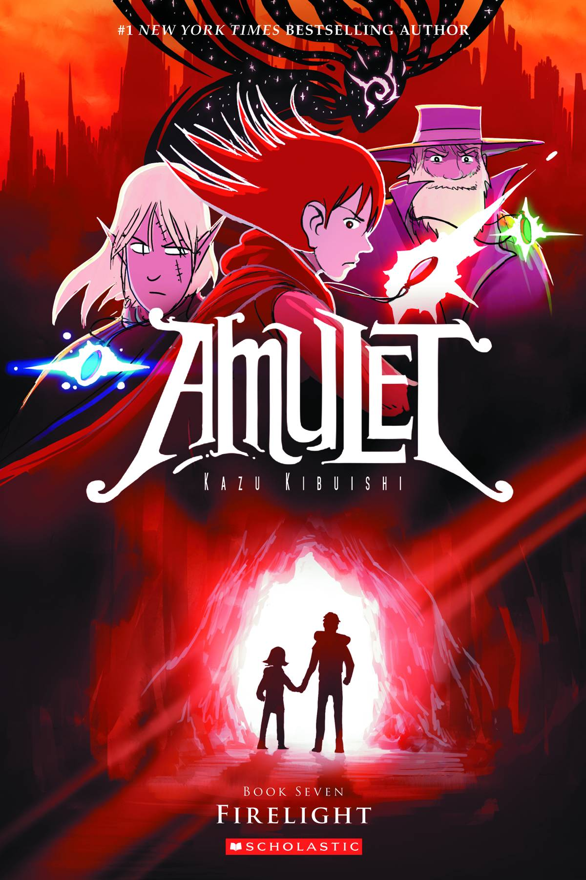 amulet cover