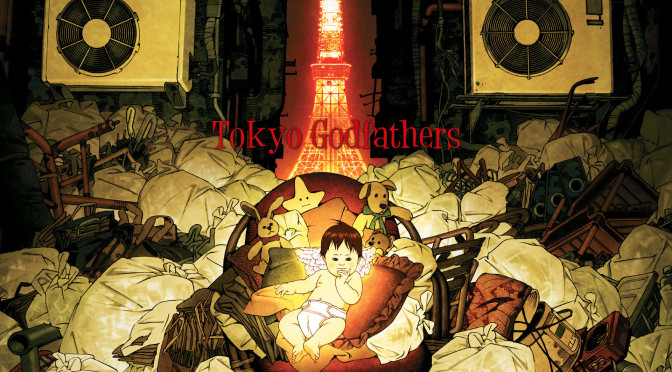 TOKYO GODFATHERS FEB 8 – The Beguiling & Revue Cinema