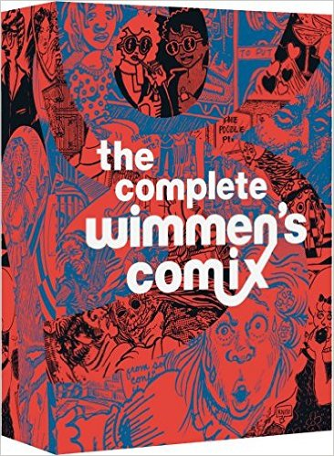 complete wimmins comix cover