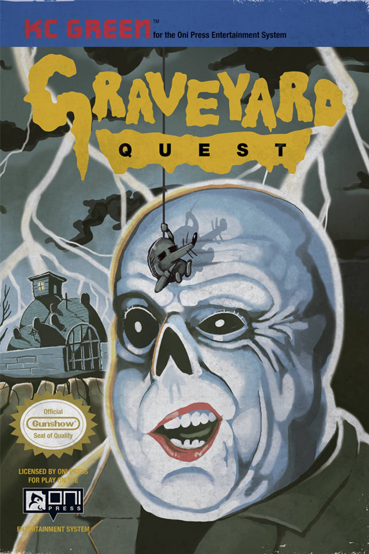 graveyard quest cover