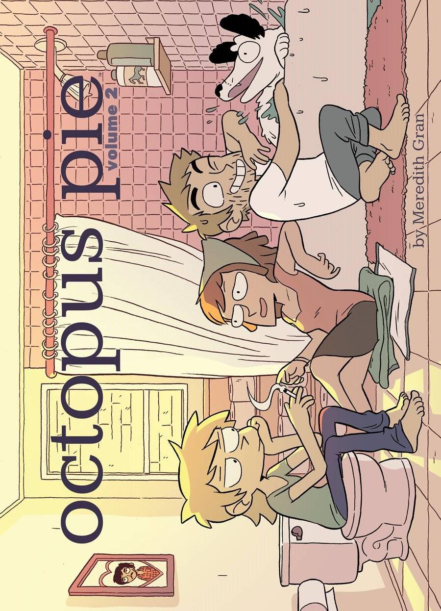 OCtopus Pie 2 Cover
