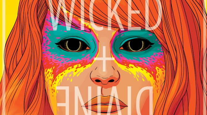 The Wicked + The Divine #18 – Coming April 6