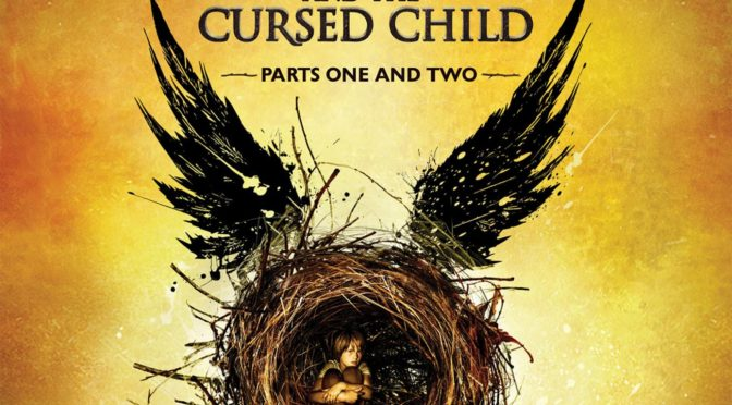 JULY 30: Midnight Magic! Harry Potter & The Cursed Child Release Party!