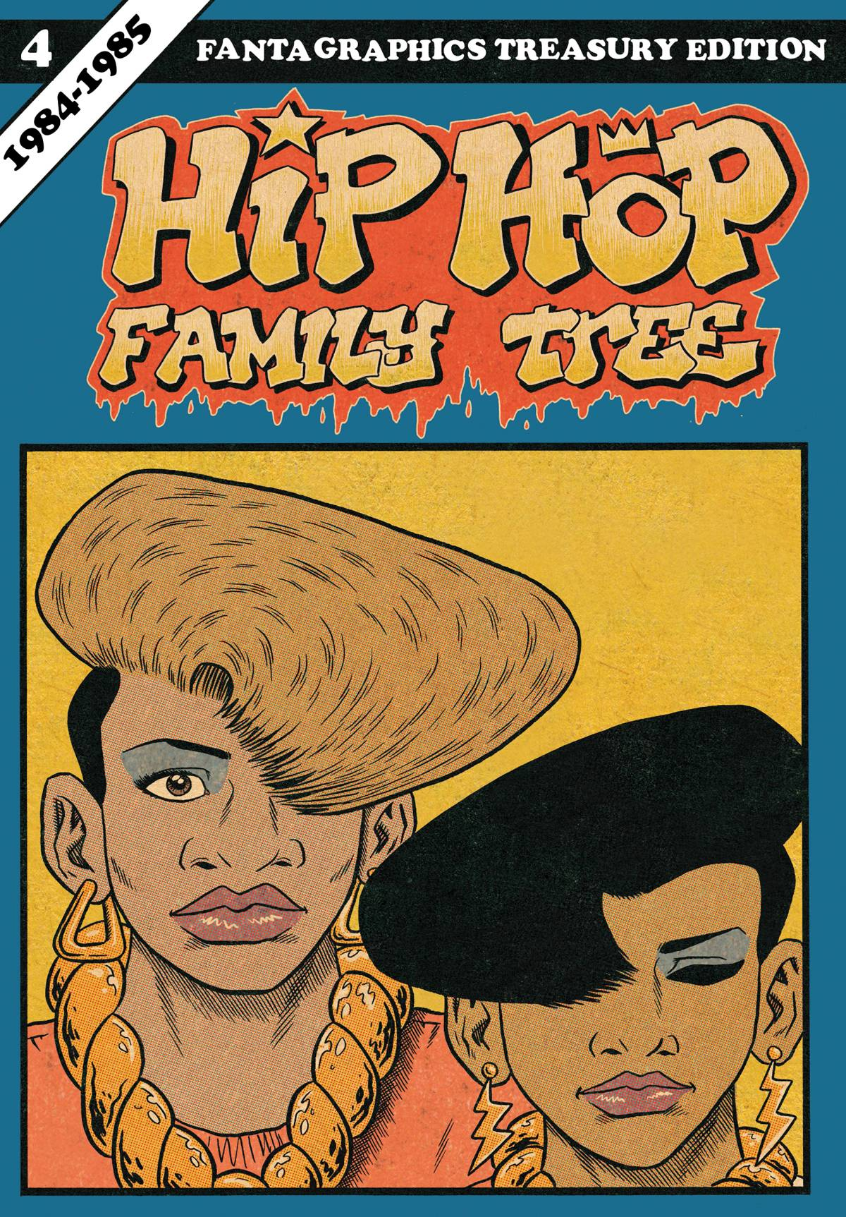 HIP HOP FAMILY TREE GN VOL 04