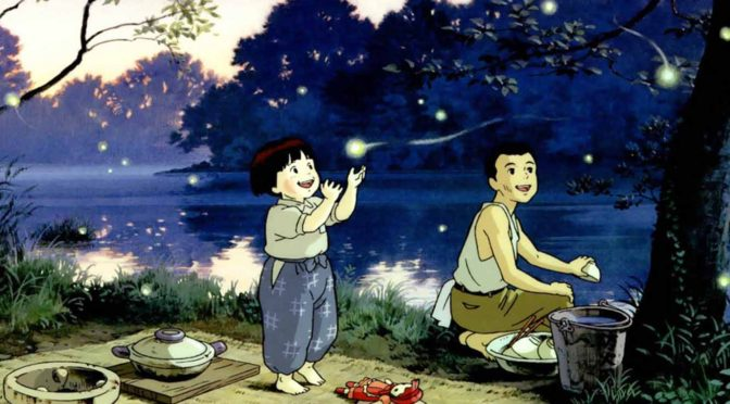Sep 15: Grave of the Fireflies – The Beguiling Anime @ The Revue