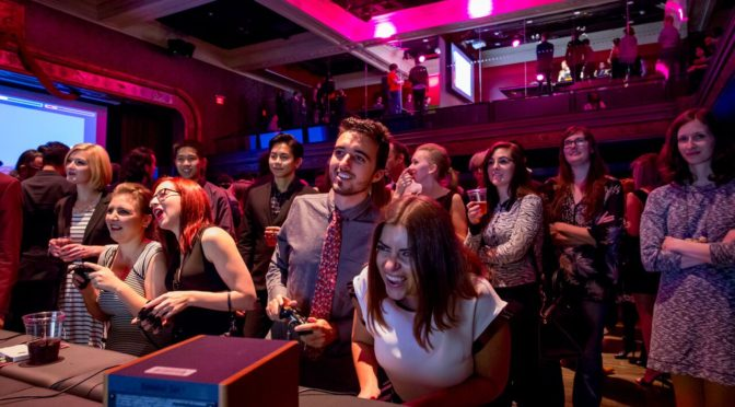 CONTEST: Win Passes to The Fancy Video Game Party!