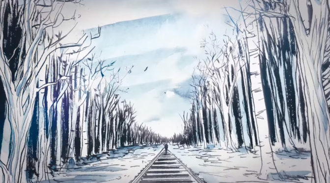 The Secret Path – New from Gord Downie and Jeff Lemire