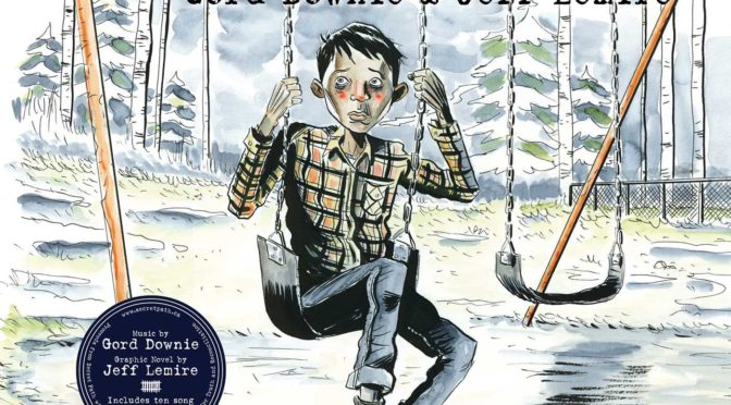 WEDNESDAY NIGHT, OCTOBER 19: JEFF LEMIRE SIGNING @ PAGE & PANEL