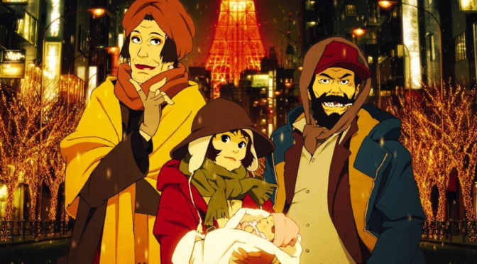 DEC 7: Tokyo Godfathers – Beguiling Anime @ The Revue