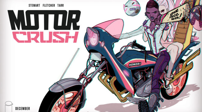 WEDNESDAY: CAMERON STEWART & BRENDEN FLETCHER SIGN MOTOR CRUSH #1