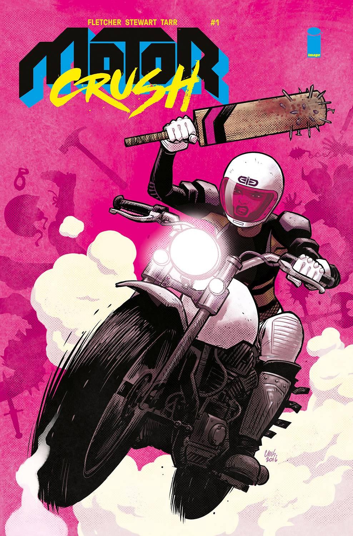 MOTOR CRUSH #1