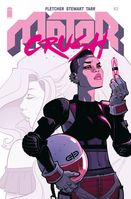 MOTOR CRUSH #2