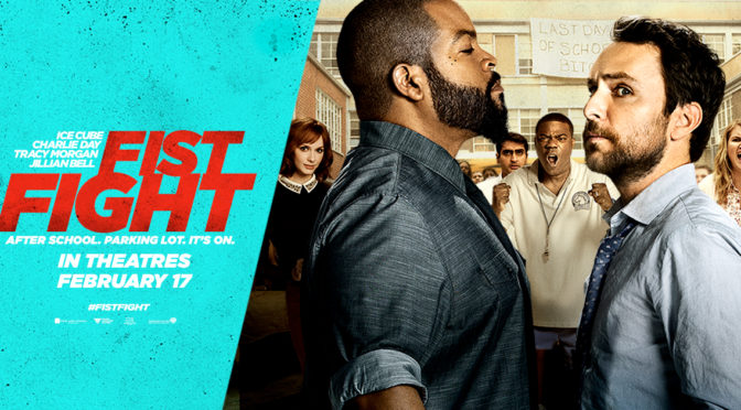 CONTEST: Win Passes to an advance screening of FIST FIGHT