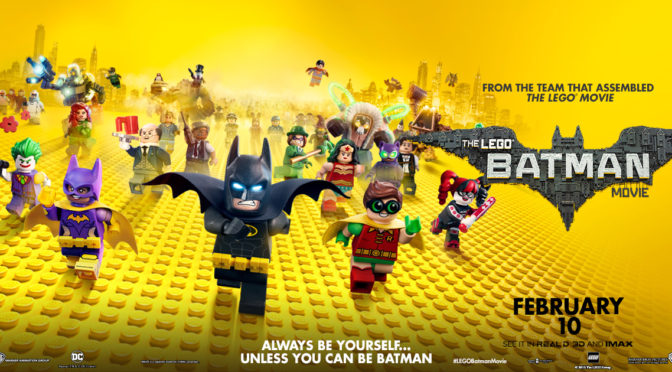 CONTEST: THE LEGO BATMAN MOVIE – WIN ADVANCE SCREENING PASSES