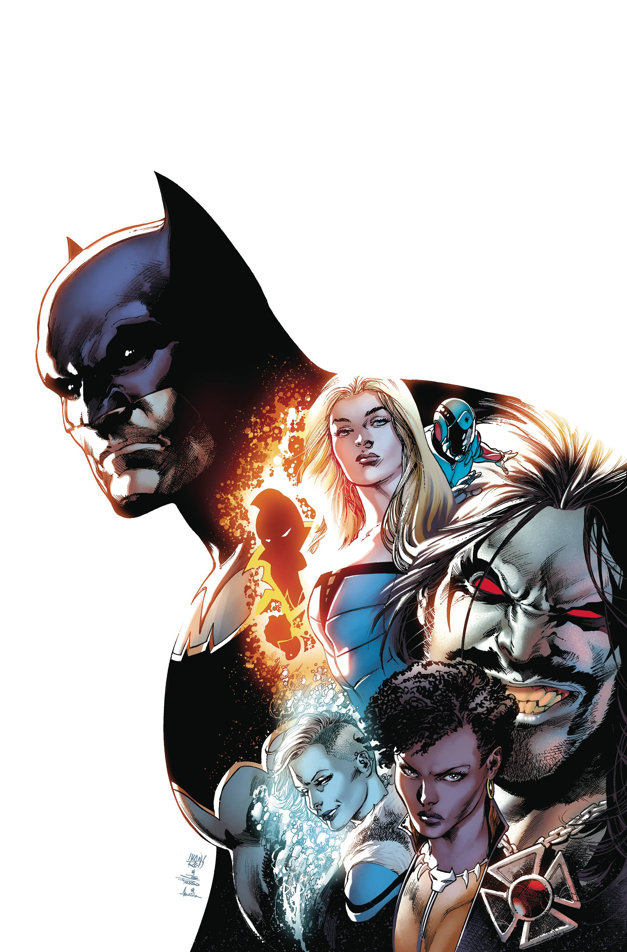 JUSTICE LEAGUE OF AMERICA REBIRTH #1