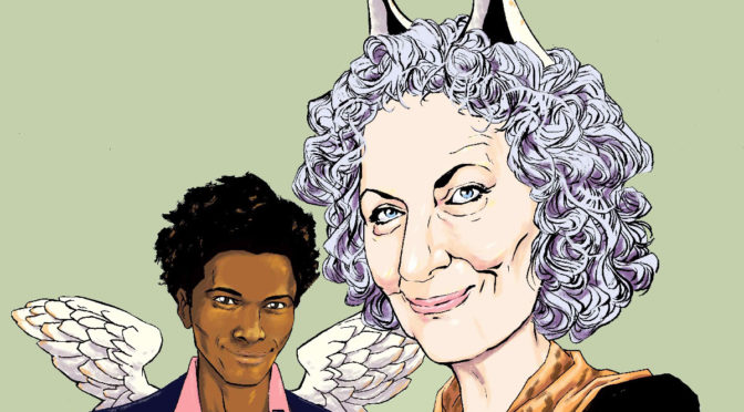 FEB 22: Margaret Atwood & Angel Catbird: Saving Birds, Saving Cats @ TPL