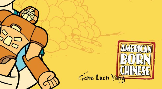 APRIL 5: Gene Yang speaks at Toronto Reference Library