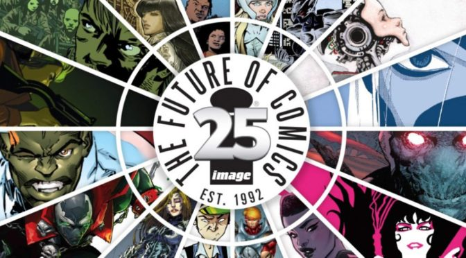 MAY 12: TCAF KICK-OFF! Celebrating 25 Years of Image Comics!