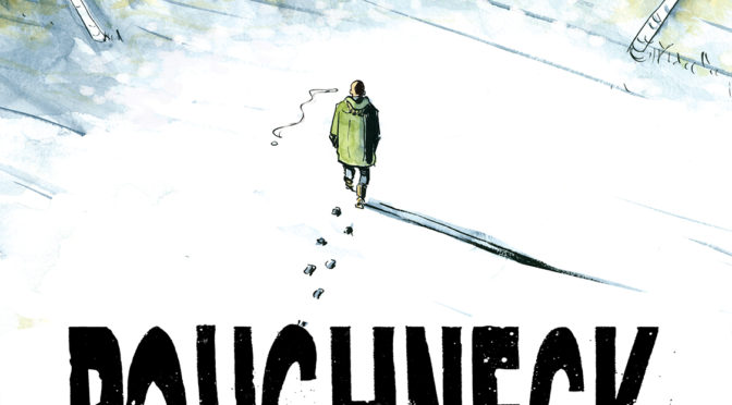 APR 28: Jeff Lemire: Roughnecks and Redemption