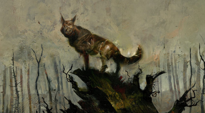 MAY 12: SEE DAVE MCKEAN'S 'BLACK DOG: THE DREAMS OF PAUL NASH'