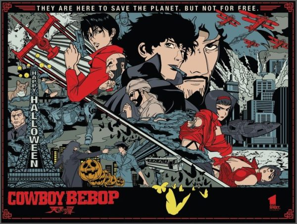 Cowboy Bebop The Movie Anime The Revue The