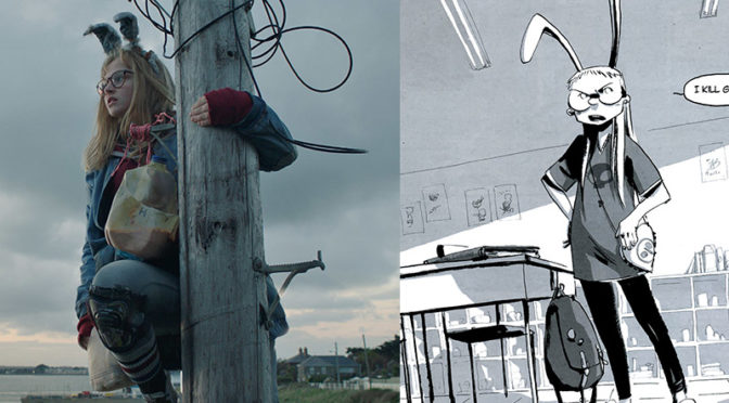 SEP10: I KILL GIANTS SIGNING W/ JOE KELLY & KEN NIIMURA #TIFF17
