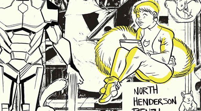 November 8: UNBEATABLE SQUIRREL GIRL #26 SIGNING