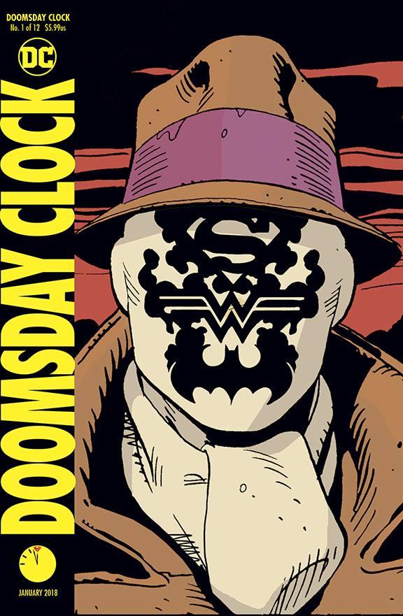 DOOMSDAY CLOCK #1 (OF 12)