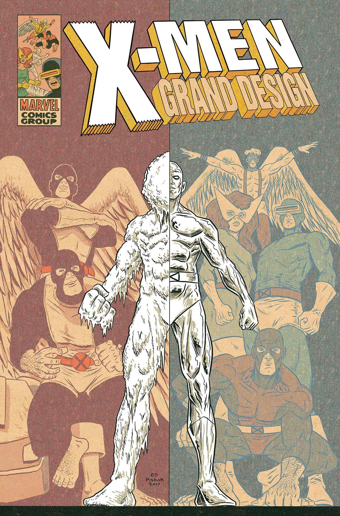 X-MEN GRAND DESIGN #2 (OF 2)