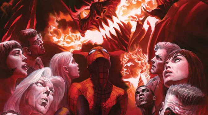 MAY 30TH: THE AMAZING SPIDER-MAN #800 SIGNING WITH STUART & KATHRYN IMMONEN!