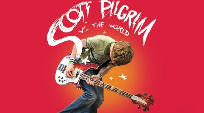 SCOTT PILGRIM VS THE WORLD SCREENING AT CORKTOWN COMMON PARK JULY 12!