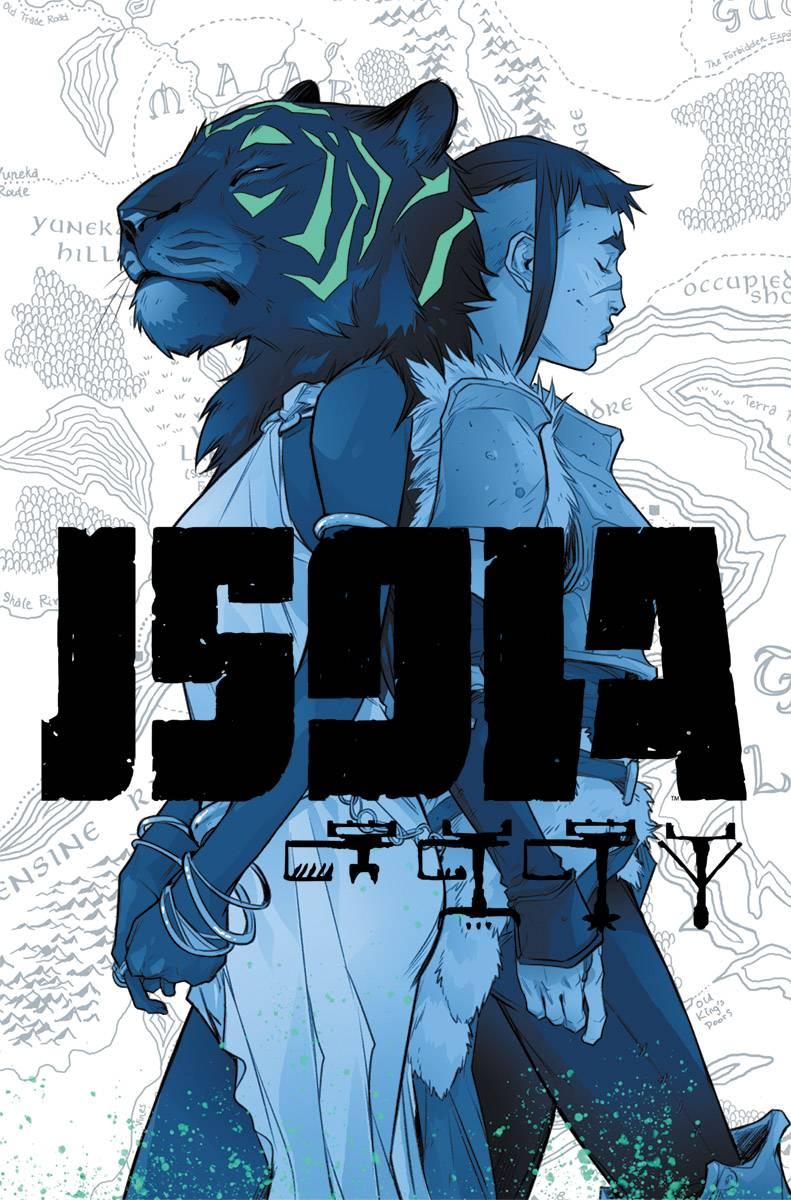 ISOLA #5 CVR A KERSCHL