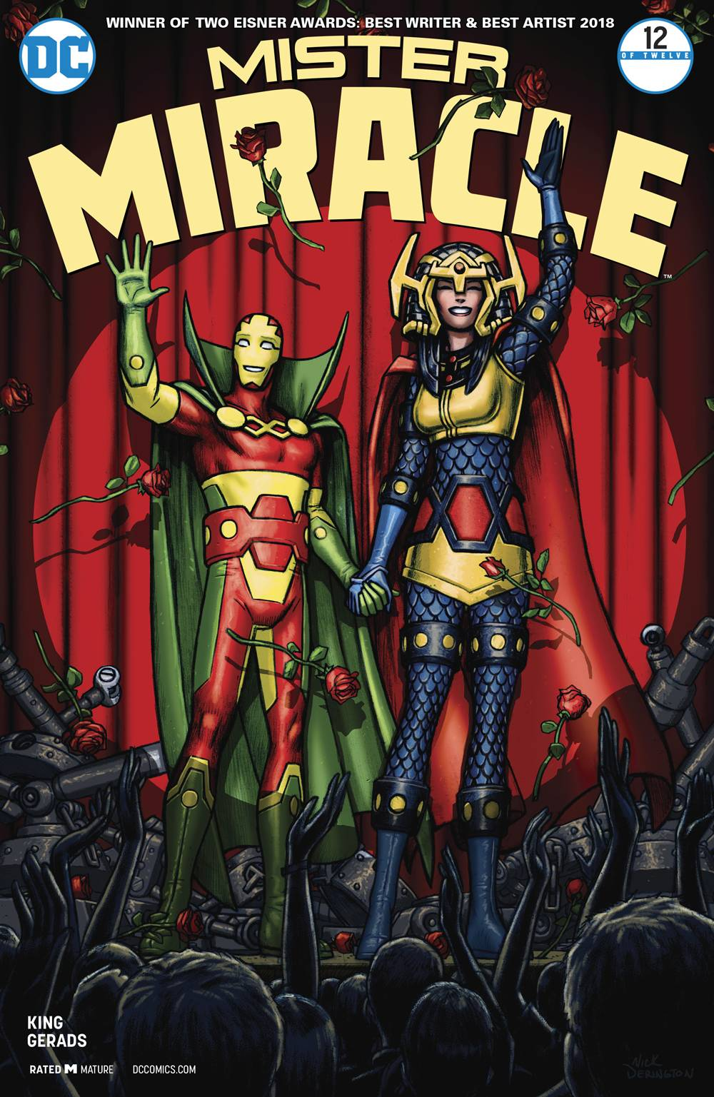 MISTER MIRACLE #12 (OF 12