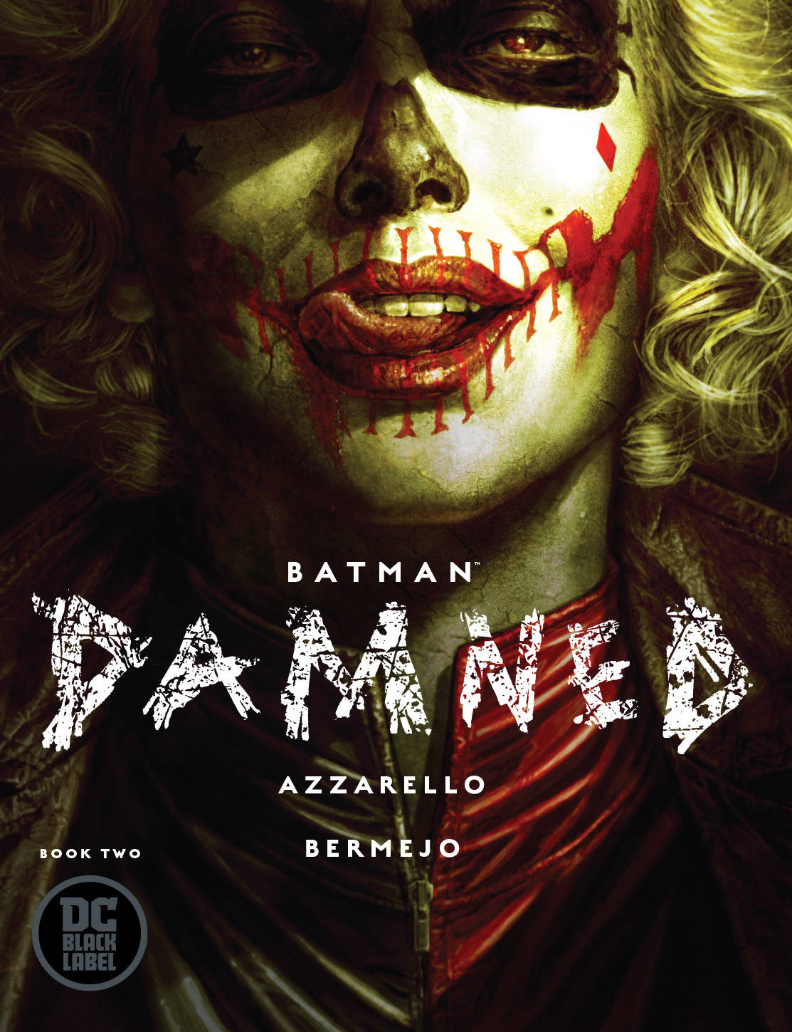 BATMAN DAMNED #2 (OF 3