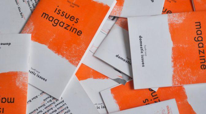 FEB 7: ISSUES MAGAZINE TORONTO LAUNCH!