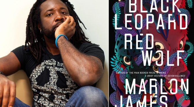 TICKET GIVEAWAY: REIMAGINING MYTHS & LEGENDS WITH AUTHOR MARLON JAMES MARCH 03!