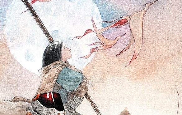 APRIL 24: ASCENDER #1 SIGNING WITH WRITER JEFF LEMIRE!