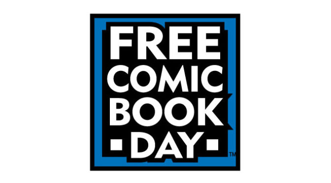 SAT MAY 04: FREE COMIC BOOK DAY AT THE BEGUILING!