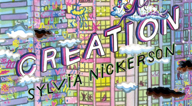 "SEP 19: SYLVIA NICKERSON ""CREATION"" BOOK LAUNCH & GALLERY SHOW!"