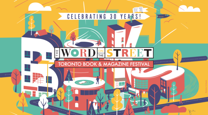SEP22: Comics & Graphic Novels @ Word on the Street!