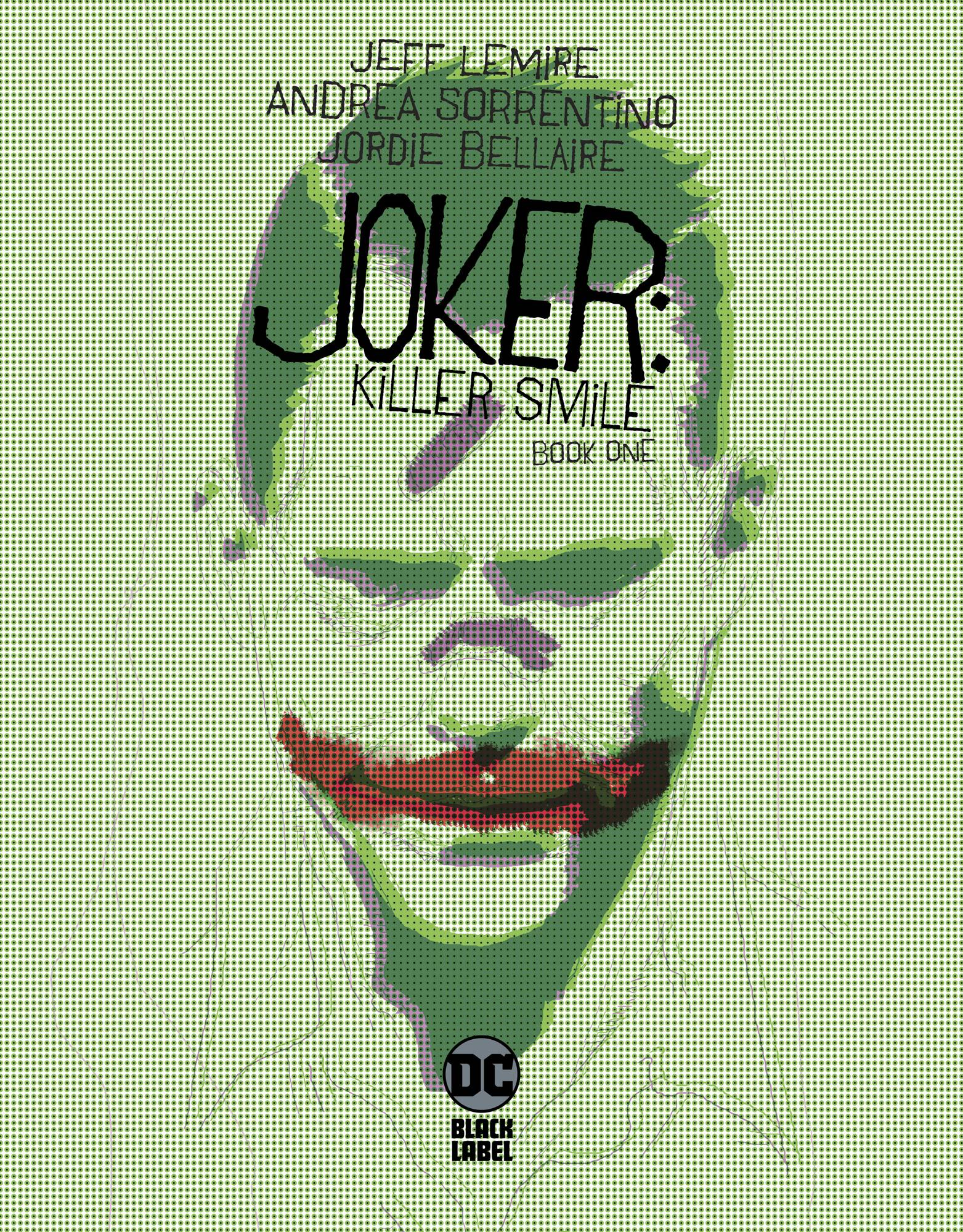 JOKER KILLER SMILE #1 (OF 3)